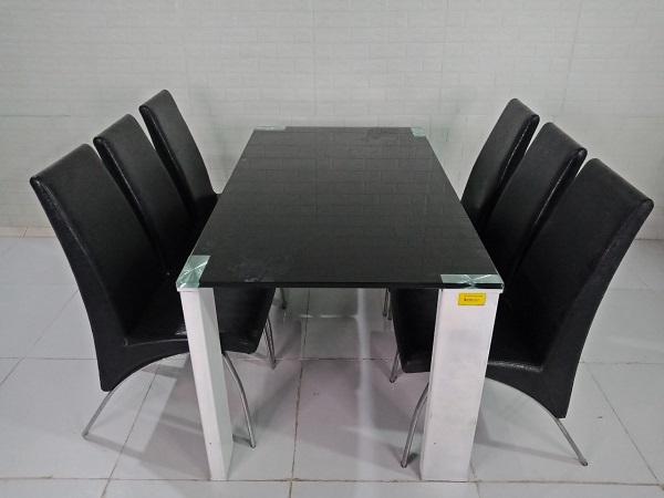 Bộ bàn ăn cũ SP008527
