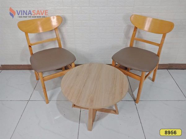 Bộ bàn ghế cũ SP008956