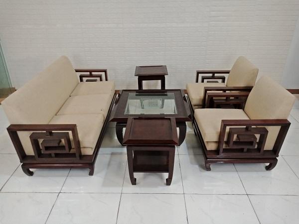 Bộ sofa Nhà Xinh cũ SP008867