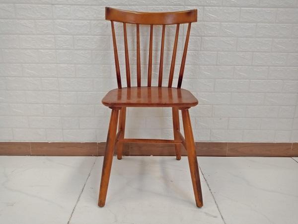 Ghế bàn ăn gỗ cao su cũ SP008816.2