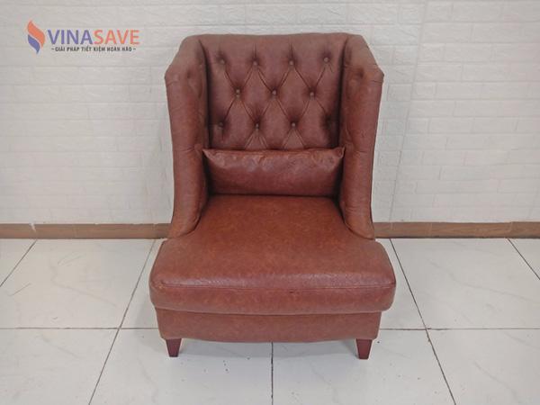 Ghế sofa đơn cũ SP008938