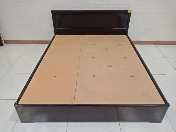 Giường gỗ Căm xe cũ SP008577.1