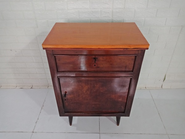 Tủ commost gỗ Gõ đỏ cũ SP008795