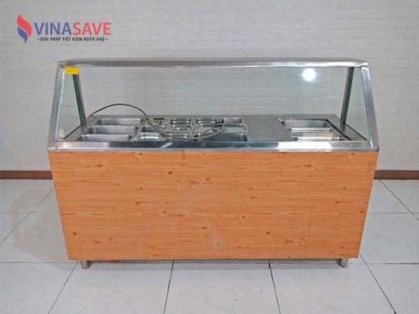 Tủ hâm thức ăn cũ SP009118