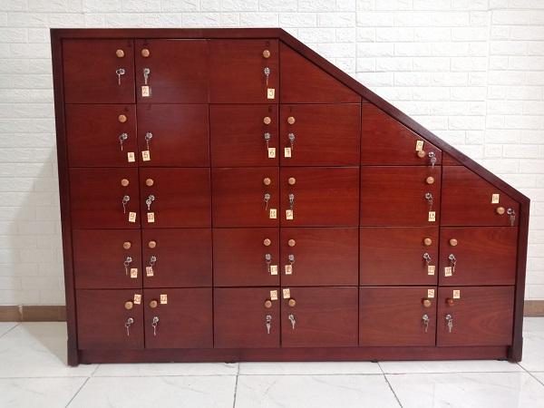 Tủ locker cũ SP008520