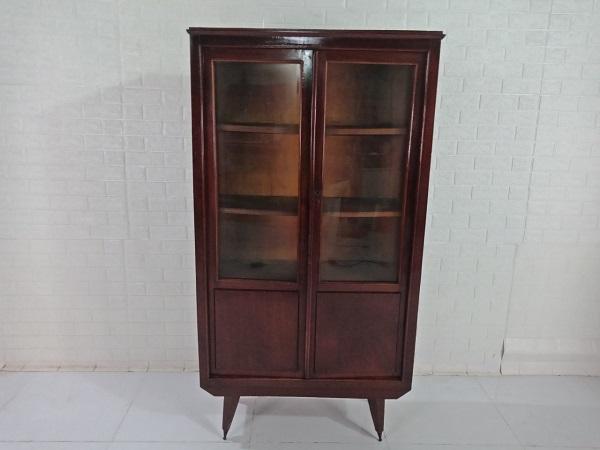 Tủ ly gỗ Bằng lăng cũ SP008537