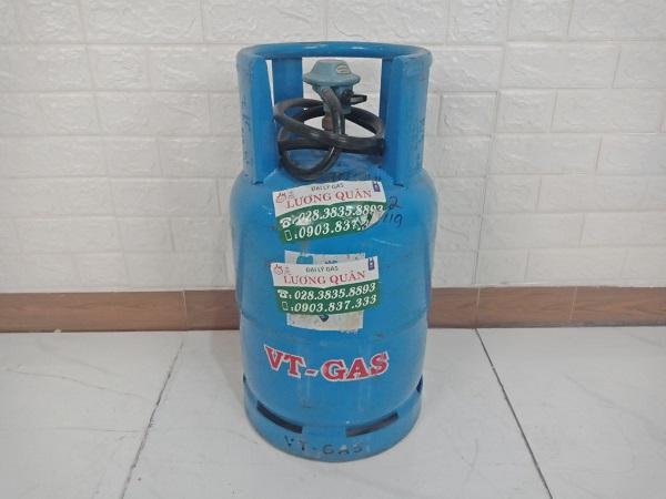 Vỏ bình gas VTGas cũ SP008821.2