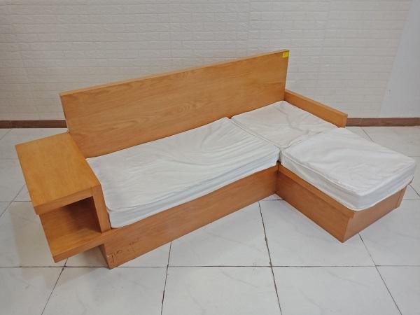 Sofa gỗ Sồi cũ SP008604