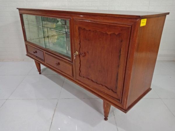 Tủ búp phê gỗ Hương cũ SP008641