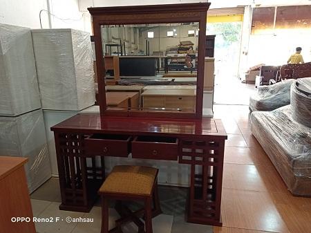 Bộ bàn phấn cũ SP013539