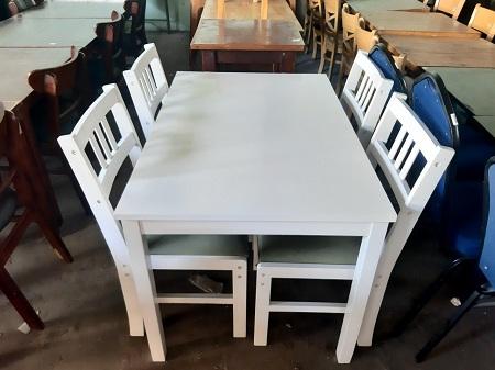 Bộ bàn ăn cũ SP013429