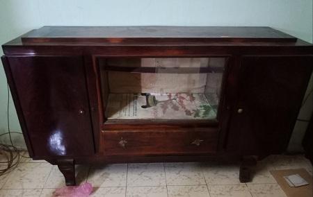 Tủ búp phê cũ SP013443