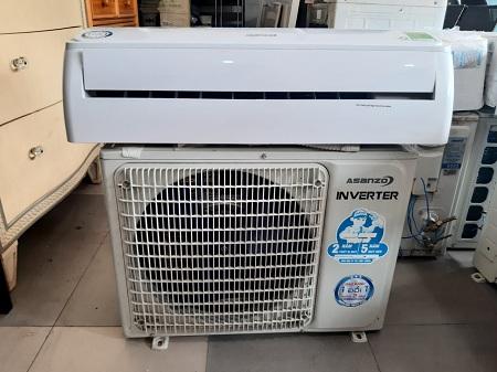Máy lạnh  ASANZO 1.0HP K09A cũ SP013471