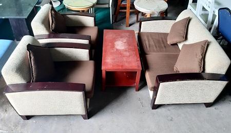 Bộ sofa cũ SP013479