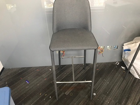 Ghế bar cũ SP013509