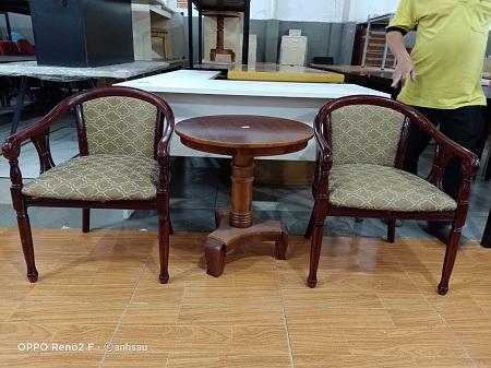 Bộ bàn trà cũ SP013520.1