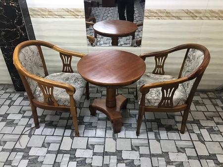Bộ bàn trà cũ SP013520