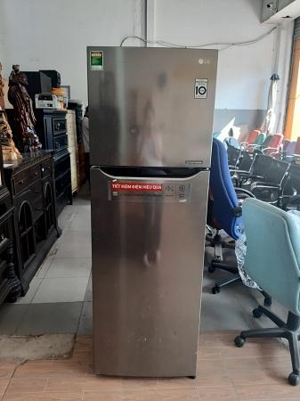 Tủ lạnh  LG 255 lít GN-L275PS cũ SP013528