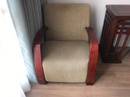 Sofa đơn cũ SP013538