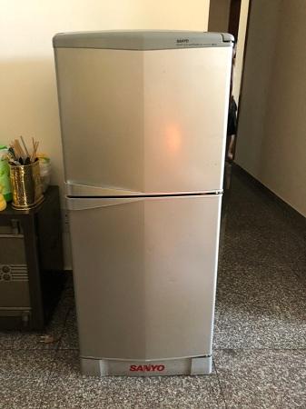 Tủ lạnh SANYO (123 lít) SR-125OPN cũ SP013597