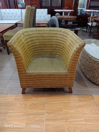 Ghế cafe cũ SP013622