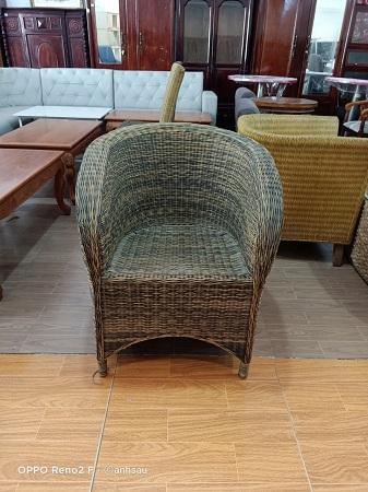 Ghế cafe cũ SP013623