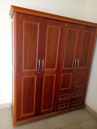 Tủ quần áo cũ SP013635