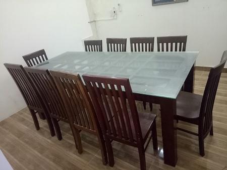 Bộ bàn ăn cũ  SP013638