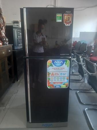Tủ lạnh AQUA 204 lít AQR-I226BN cũ SP013687