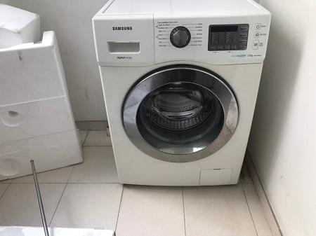 Máy giặt Samsung  7.0kg WF692UOBKWQ/SV cũ SP013544