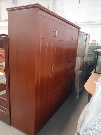 Tủ quần áo cũ SP013678