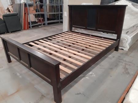 Giường gỗ MDF cũ SP013685