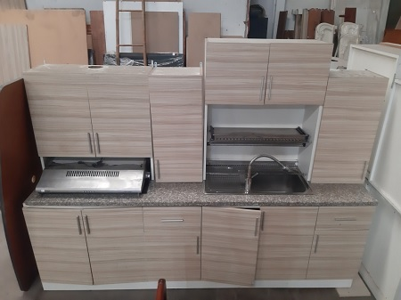 Kệ bếp trên dưới  cũ SP015370