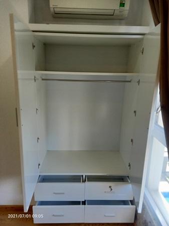Tủ quần áo cũ  SP016050