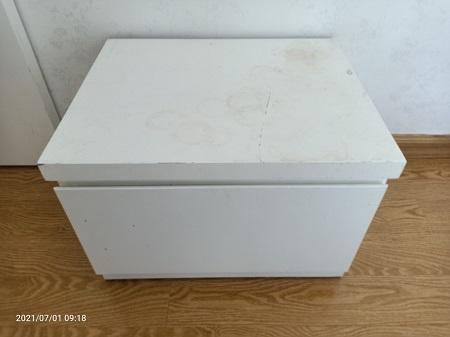 Tủ đầu giường cũ SP016060