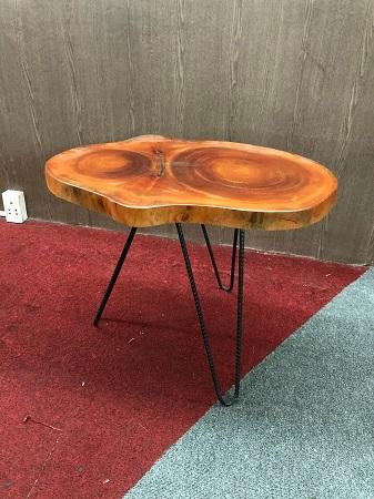 Bàn cafe gỗ tự nhiên  cũ SP016075