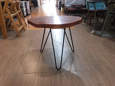 Bàn cafe gỗ tự nhiên  cũ SP016075.1