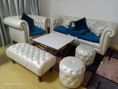 Bộ sofa  cũ SP016091