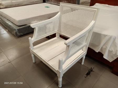 Ghế sofa đơn cũ SP016096