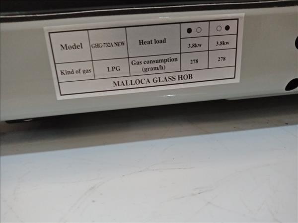 Bếp gas âm Malloca GHG732A New