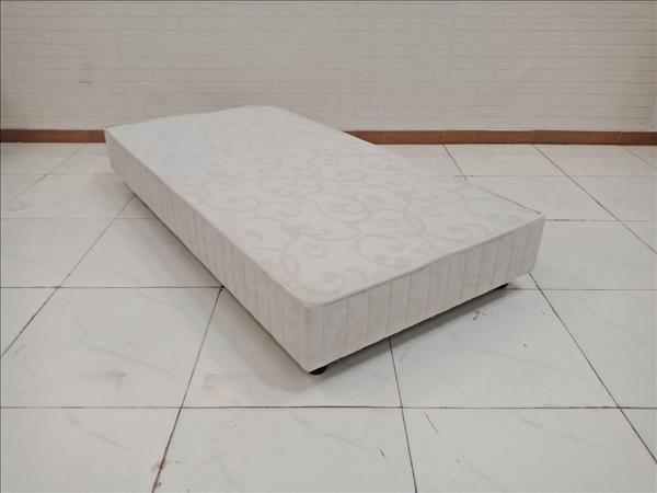 Giường bọc vải cũ SP009339