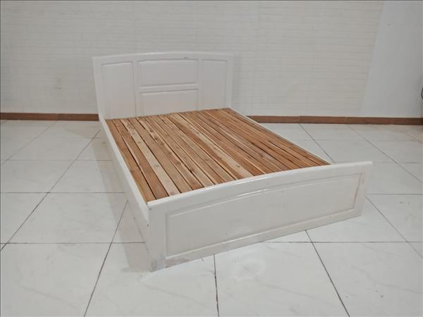 Giường gỗ Sồi cũ SP009289
