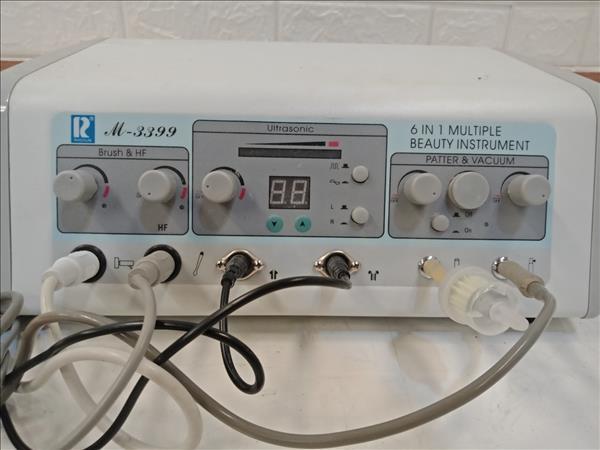 Máy massage mặt Radium M-3399 cũ SP009367.2