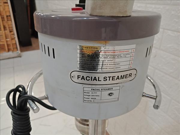 Máy xông hơi mặt Facial Steamer D-777 cũ SP009360.2