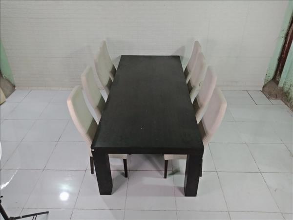 Bộ bàn ăn cũ SP009448