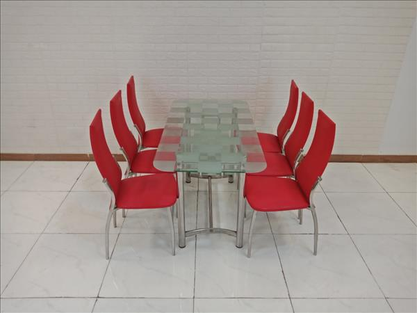 Bộ bàn ăn cũ SP009464