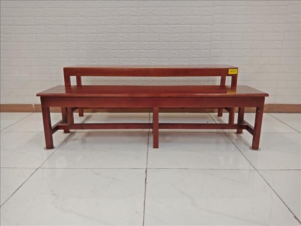Bộ bàn ghế gỗ cao su cũ SP009581
