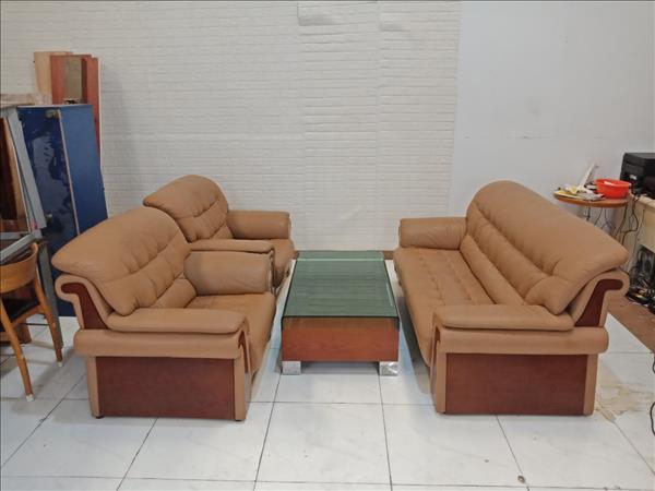 Bộ sofa nhập khẩu cũ SP009431