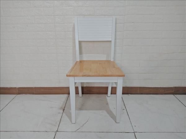 Ghế bàn ăn gỗ cao su SP009654.2