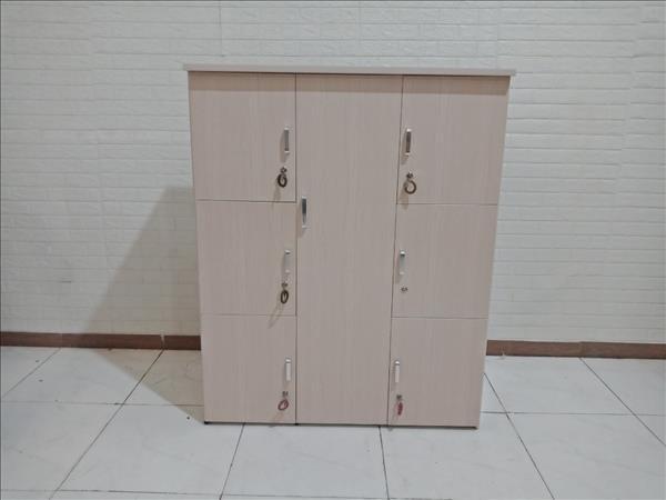 Tủ áo nhựa Đài Loan cũ SP009350